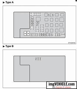 Toyota Tacoma Ii Fuse Box Diagrams  U0026 Schemes