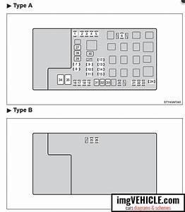 Toyota Tacoma Ii Fuse Box Diagrams  U0026 Schemes