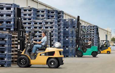 Mitsubishi Logistics America by Mitsubishi Caterpillar Forklift America Inc Mcfa