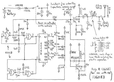 Post Lift Wiring Diagram Sample