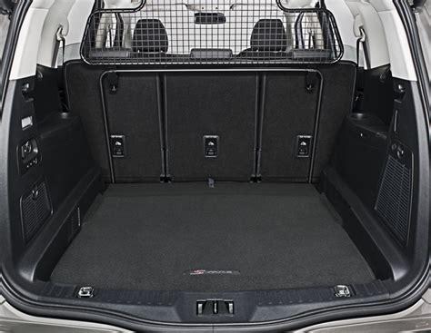 volume coffre s max accessoires pour le coffre 224 bagages ford s max ford accessoires en ligne