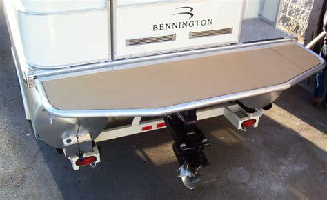 Boat Swim Platform Plans by Top Aluminum Boat Manufacturers