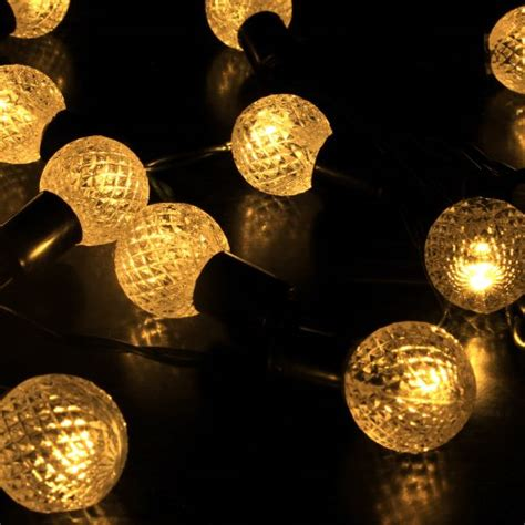 m t tech solar string lights outdoor 30 led lights