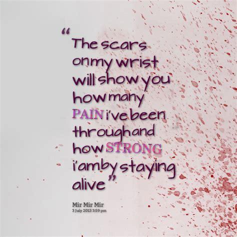 slitting wrists quotes