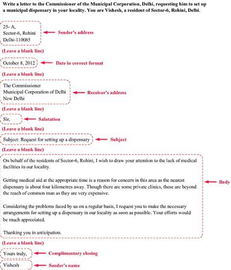 give   format  formal  informal letter