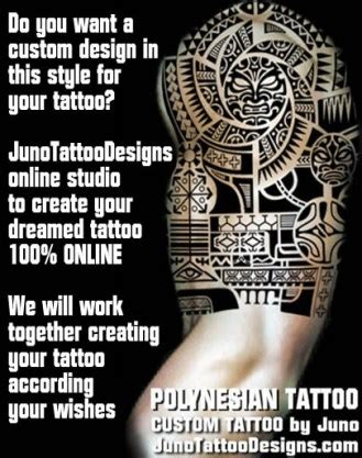 polynesian samoan tattoos meaning   create
