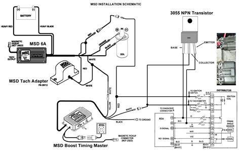 Msd Wiring Diagram Mazda Forum
