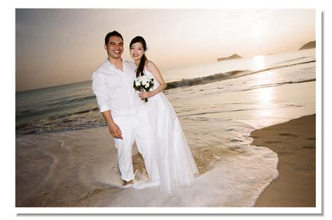 making  hawaiian dream wedding  true  jiten achary