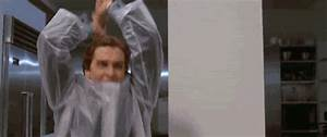 American Psycho GIF - Find & Share on GIPHY