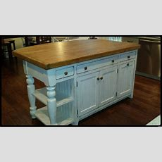 Amishmade Kitchen Islands  Reclaimed Wood Kitchen Island