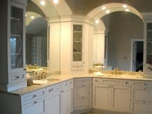 l shaped vanity home remodel ideas pinterest
