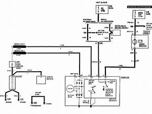 Chevy Wiring   Chevy 3 Wire Alternator Wiring Diagram