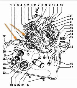 6 Best Images Of 2002 Passat Engine Diagram