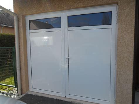 porte aluminium battant obasinc