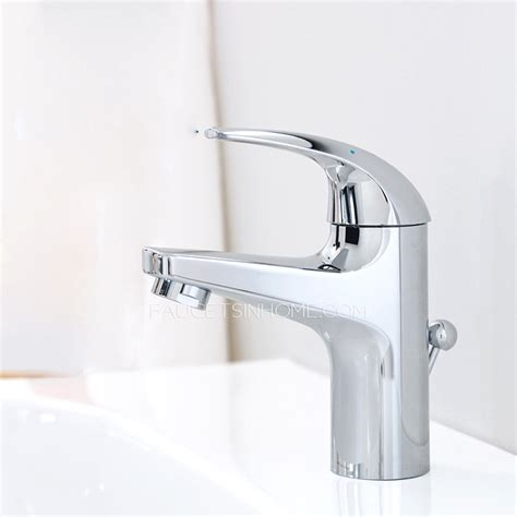 simple designed types  bathroom sink faucets