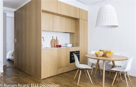 Les Plus Belles Petites Cuisines - visite en 3d d 39 un appartement malin de 40 m décoration