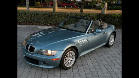 Bmw Z3 Convertible Roadster For Sale Auto Haus Of Fort