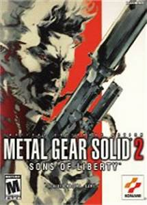 Metal Gear Solid 2: Sons of Liberty - Characters/Actors ...