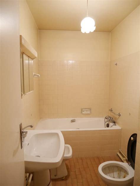 colonne meuble cuisine rénovation salle de bain de 4m2