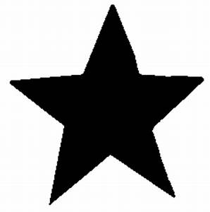 Christmas Star Clip Art Black and White - Pics about space