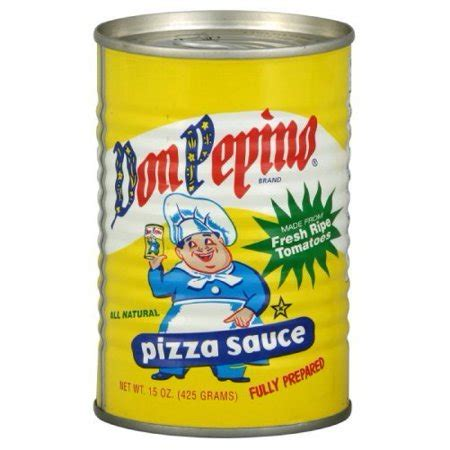 With that, the don pepino brand was born. Don Pepino Pizza Sauce, 15 Ounce (Pack of 12) - Walmart.com