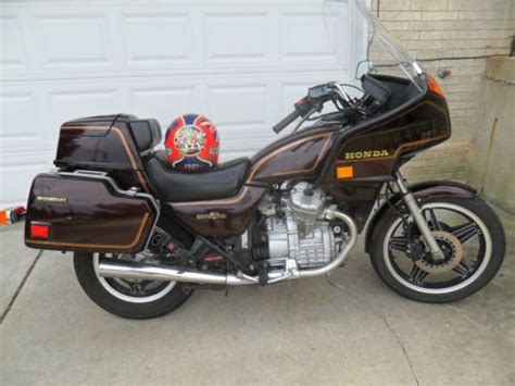 Schaumburg Honda Suzuki by Honda Silver Wing Gl500 For Sale Used Motorcycles On
