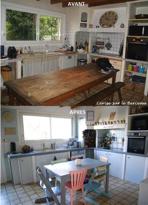 refaire sa cuisine à moindre coût et voici le rsultat with refaire sa cuisine a moindre cout