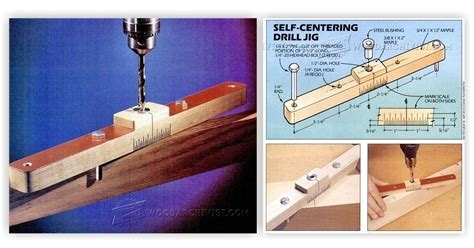 Self Centering Jig ? WoodArchivist