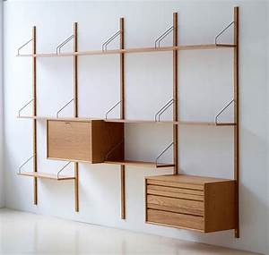 String Regal Ikea : royal system shelving designed by poul cadovius in 1948 reissued by dk3 retro renovation ~ Markanthonyermac.com Haus und Dekorationen