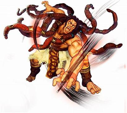 Fighter Necalli Street Sfv Characters Villains Ps4