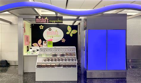 Misha's is a coffee shop in old town. Misha's Cupcakes MIA Shops · Miami International Airport (MIA)