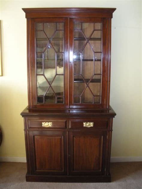 Closed Bookcases by Edwardian Closed In Bookcase 71170 Sellingantiques Co Uk