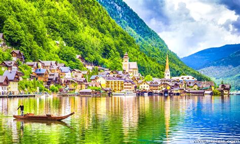 Salzkammergut Tourist Attractions Tripizia