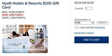 Save on hyatt hotels gift cards. Discounted Hyatt Gift Cards for Amex Platinum Cardholders