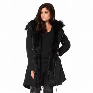Parka Femme Vrai Fourrure : parka femme avec capuche fourrure ski de rando ~ Melissatoandfro.com Idées de Décoration