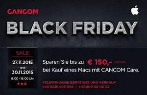 Wann Ist Der Black Friday 2018 : der cancom black friday deal spare jetzt bis zu 150 bei kauf eines macs mit cancom care ~ Orissabook.com Haus und Dekorationen