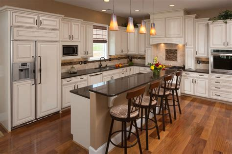 white traditional kitchen design ideas traditional white kitchen remodel in roanoke va