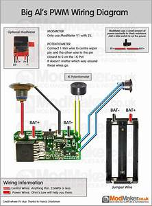 Big Al U2019s Sled Mount 4s Pwm Wiring Diagram