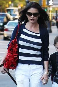 Catherine Zeta-Jones in Catherine Zeta-Jones in New York ...