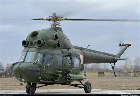 Army Mil Mi-2 At Bydgoszcz