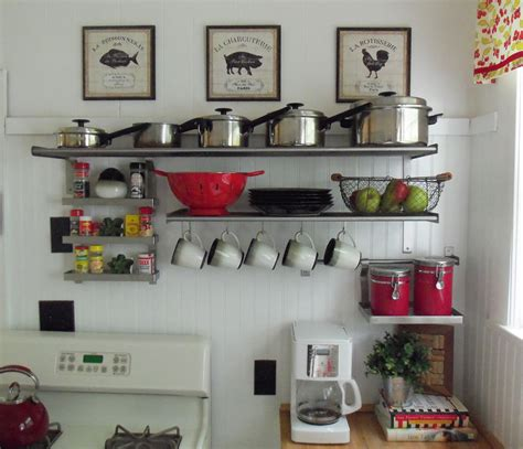 ikea grundtal wall shelf  kitchen