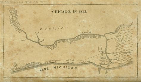 floor plans creator chicago in 1812 digital collections for the classroom