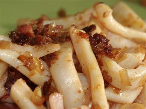 cuisiner les calamars les meilleures recettes de calamars