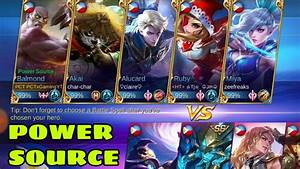 Balmond The Best Hero To Pick In Legends Division