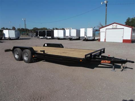 Enclosed Trailers, Cargo Trailers