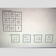 Solved Which Tile Is Missing? ? 4  Cheggcom