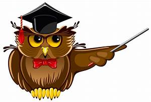 Owl Teacher PNG Clipart | Gallery Yopriceville - High ...