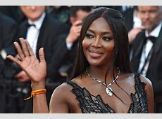 Naomi Campbell celebrates birthday with charity event