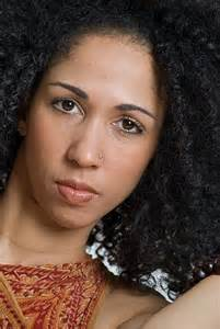 Beautiful African American Women Headshots