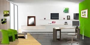 Idée Décoration Bureau Professionnel : d co int rieure bureau ~ Preciouscoupons.com Idées de Décoration